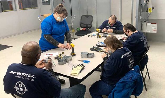 Nortek Air Solutions Partners with Charity on Jobs Program for Disabled Adults