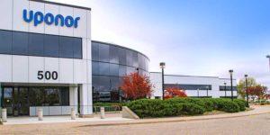 Uponor Hutchinson facility