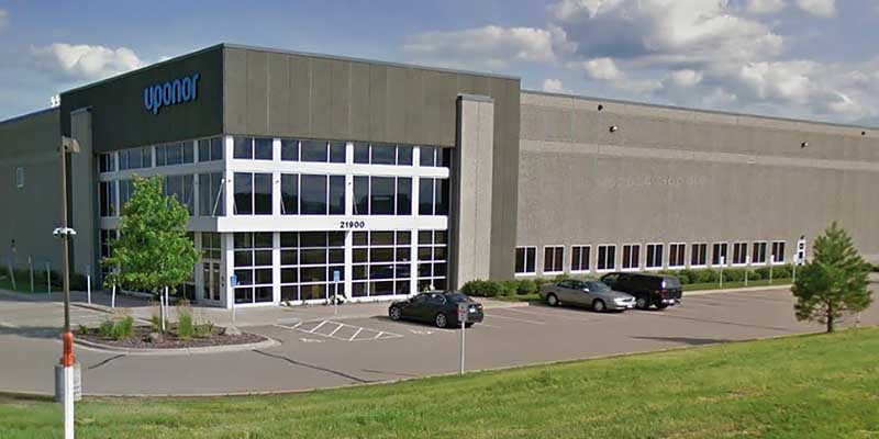 Uponor Lakeville Distribution Center