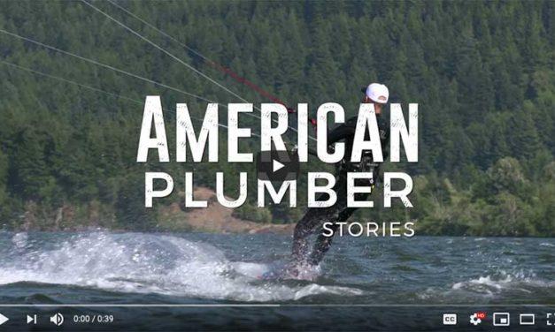 A Kiteboarding Plumber?