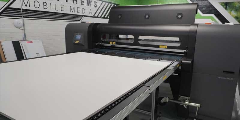 M3 graphics production