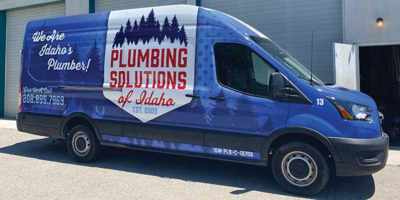 Plumbing Solutions of Idaho